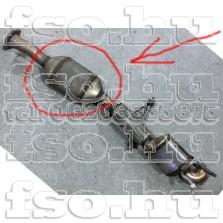 8658365-A Diesel katalizátor