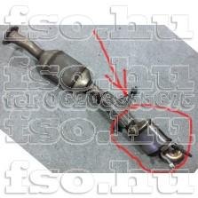 02W16 Diesel katalizátor