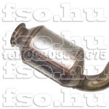 KT1127 / A2104907714 Diesel katalizátor