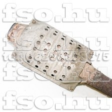Y01 - vasbetétes Benzin katalizátor