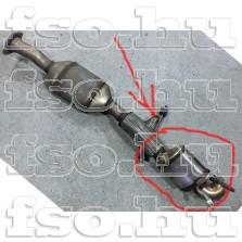 03W27 Diesel katalizátor