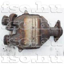 FCAG8 Benzin katalizátor