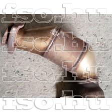 4D0131702FK Diesel katalizátor