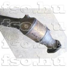 8E0131701DF Benzin katalizátor