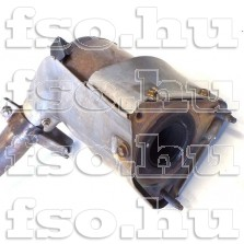 C141 / 8200002631 Benzin katalizátor
