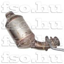 KT6011 / A6384901714 Diesel katalizátor