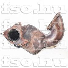 H7700111740 / PIE7700113633A Diesel katalizátor