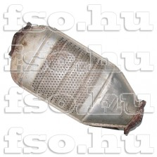MSU81 Benzin katalizátor