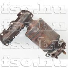 03D131701C Benzin katalizátor