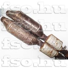 1728358 / 1728360 Benzin katalizátor